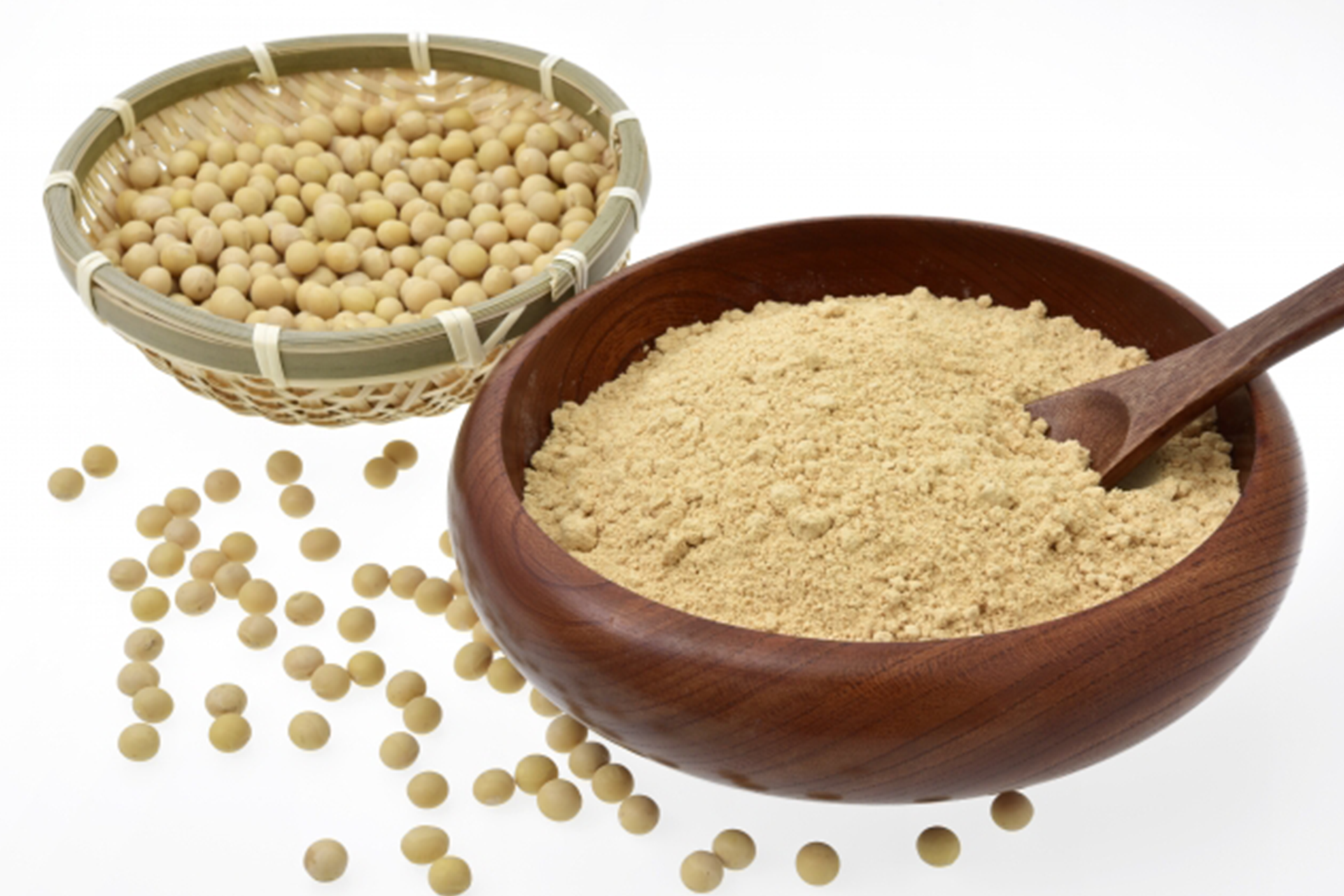 Soybean dedicated line(Soybean flour)【JAS organic certification】