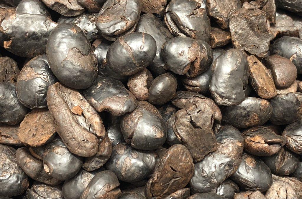 α化焙煎黒豆