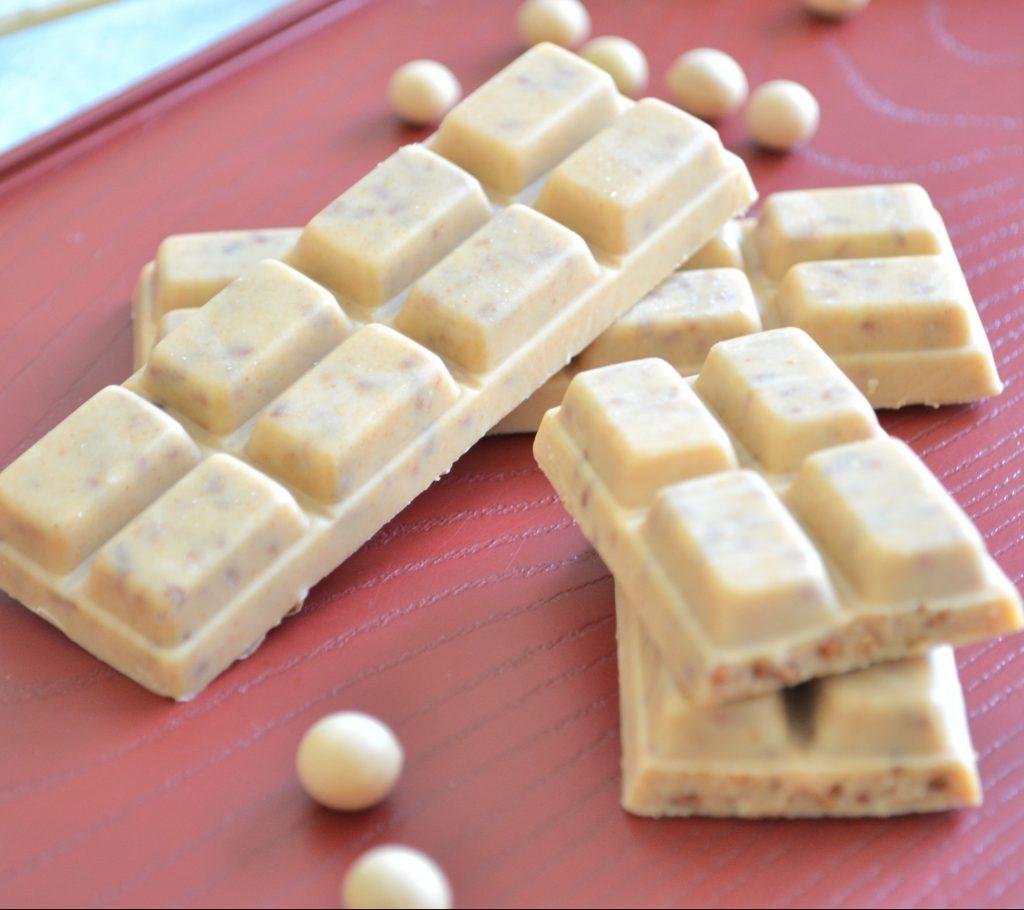 発芽玄米パフ使用クランチチョコ